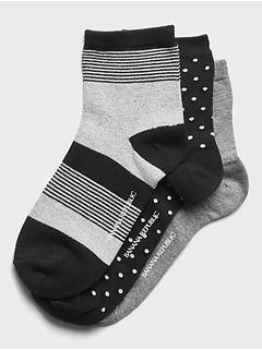 Socquettes (paquet de3)