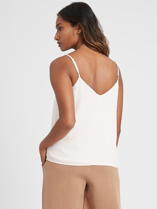 Solid Strappy Camisole