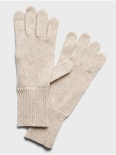 Gants en tricot