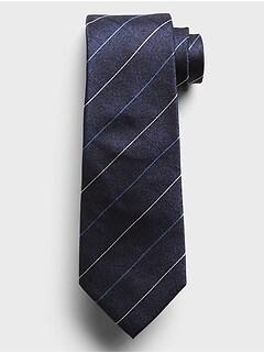 Modern Windowpane Tie