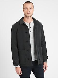 Italian Moleskin Short Coat
