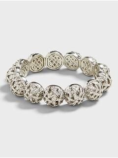 Bracelet circulaire extensible