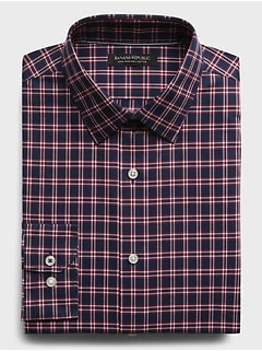Standard-Fit Non-Iron Dress Shirt