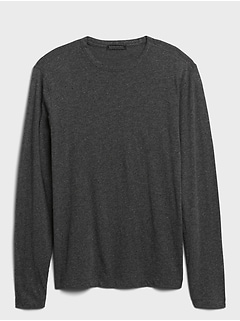 Organic Soft Wash Long-Sleeve T-Shirt