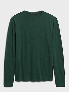 Organic Soft Wash Long-Sleeve T-Shirt