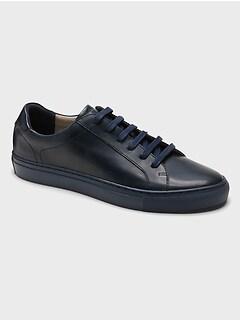 Nicklas Leather Sneaker