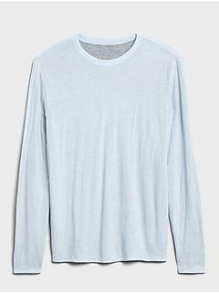 Reversible Long-Sleeve T-Shirt
