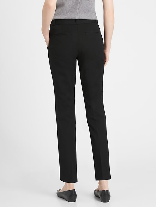 Ryan Slim Straight-Fit Washable Bi-Stretch Pant