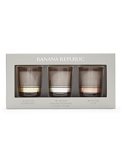 Winter 2oz. Candle Gift Set
