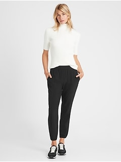 Petite Performance Stretch Jogger
