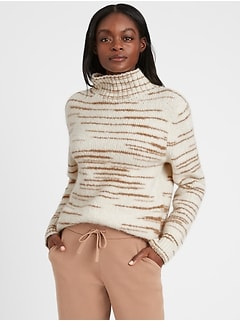 Italian Spacedye Sweater