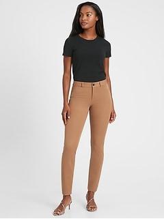 Petite Mid-Rise Straight Sloan Pant