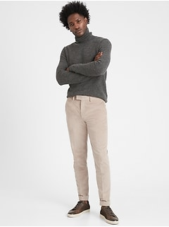 Heritage Slim Tapered Corduroy Suit Pant