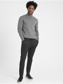 Organic Cotton Sweater Jogger