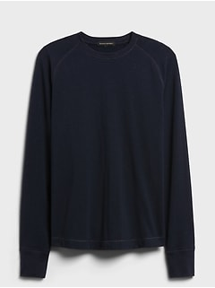 Cozy Crew-Neck T-Shirt