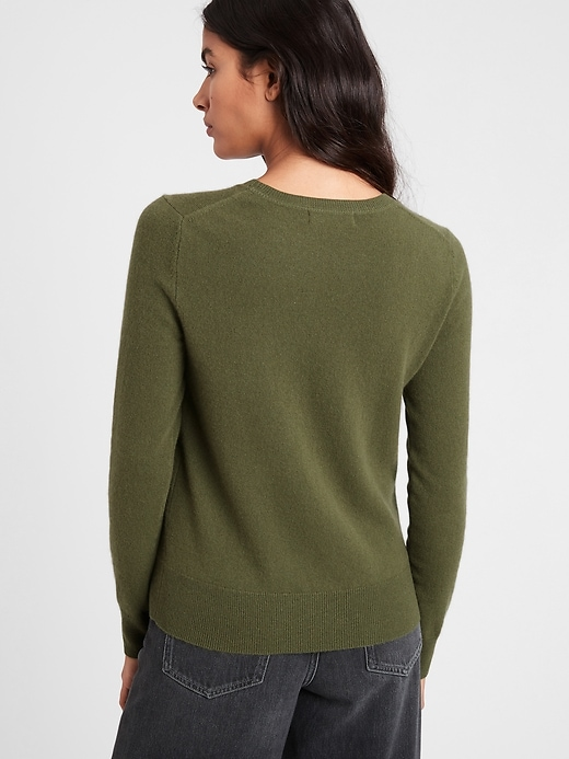 Cashmere Crew-Neck Sweater