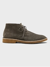Brendt Crepe-Sole Chukka Boot