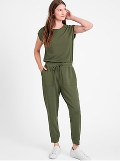 Cozy Knit Jumpsuit
