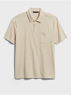 Organic Soft Wash Polo