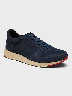 Whit Mesh Sneaker