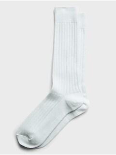 Marled Spring Sock