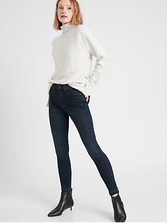 High-Rise Skinny Soft Sculpt Jean
