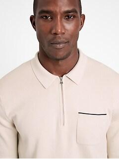 SUPIMA® Sweater Polo