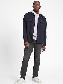 Slim Dry Indigo® Traveler Jean