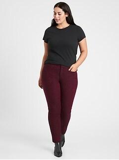 Mid-Rise Skinny Sloan Pant
