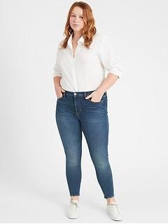 High-Rise Legging Jean