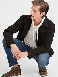 Athletic Tapered LUXE Traveler Jean