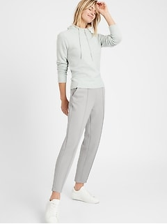 Scuba Knit Commuter Pant