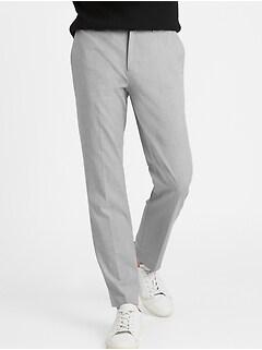 Pantalon WFH, coupe cintrée
