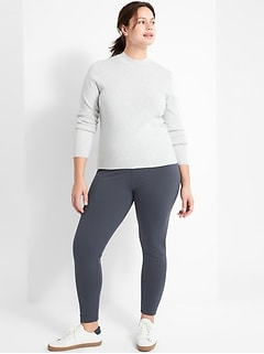 High-Rise Ponte 7/8 Legging