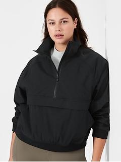 Popover Rain Jacket