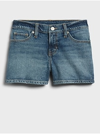 "Mid-Rise 4"" Jean Short"