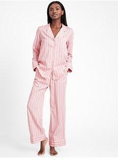 Organic Cotton Pajama Pant Set