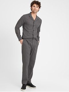 Core Temp Pajama Top