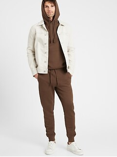 Organic French Terry Jogger