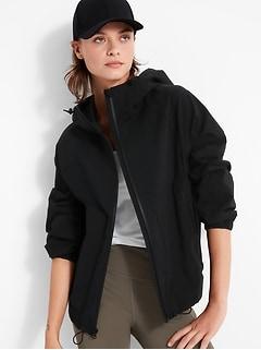 Petite Rain Jacket