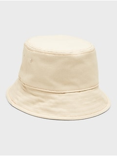 Washed Canvas Bucket Hat