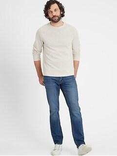 Straight Organic Jean