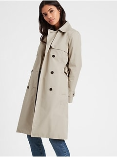 Trench indispensable, Petite