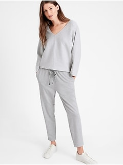 Petite Baby Terry Jogger