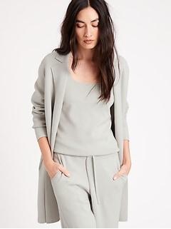 Cocoon Coatigan Sweater