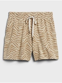 Baby Terry Drawstring Short