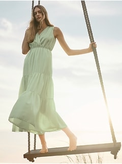 Organic Cotton-TENCEL™ Maxi Dress