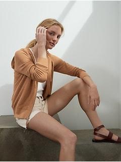 UV Resistant Zip-Up Sweater Hoodie