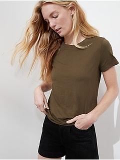 SUPIMA® Cotton Crew-Neck T-Shirt