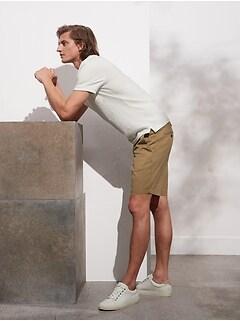 Short en coton, 23cm